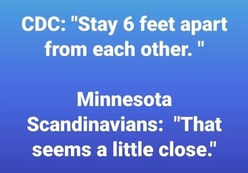 cdc recommendations for minnesotans