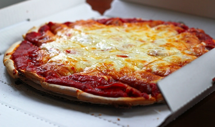 sota style pizza