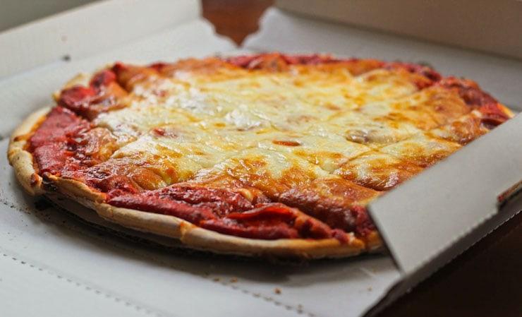 The Pizza Shop