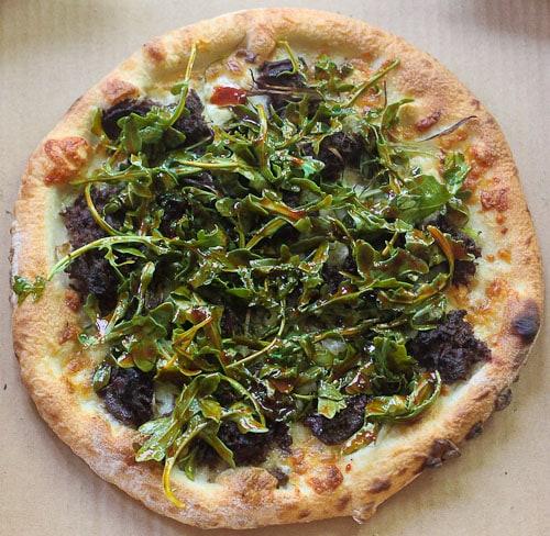 pizzeria lola - korean bbq