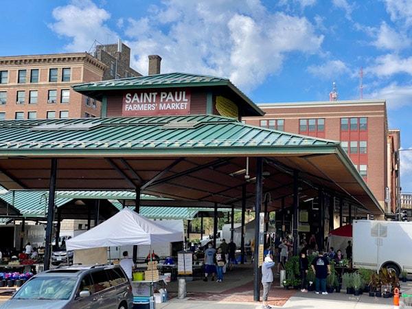 Lowertown Downtown St. Paul Farmers' Market