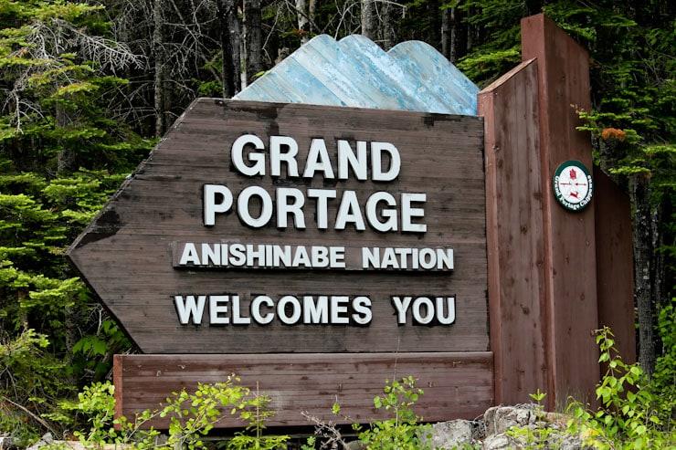 grand portage state park guide