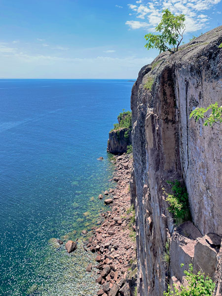 palisade head - north shore, mn
