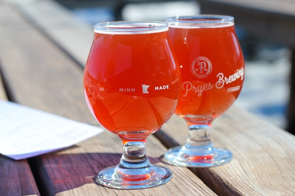 pros of living in minneapolis - breweries