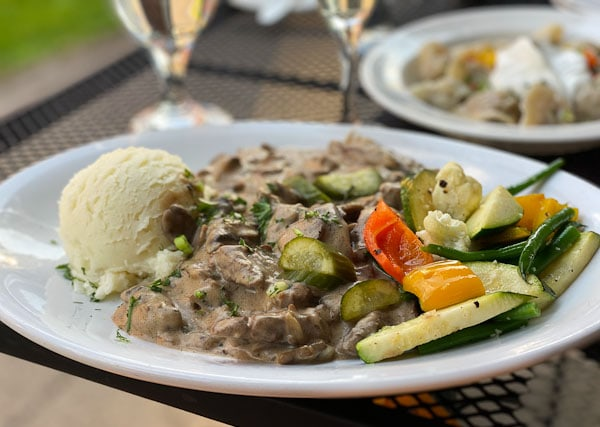 beef stroganoff - moscow on the hill st paul