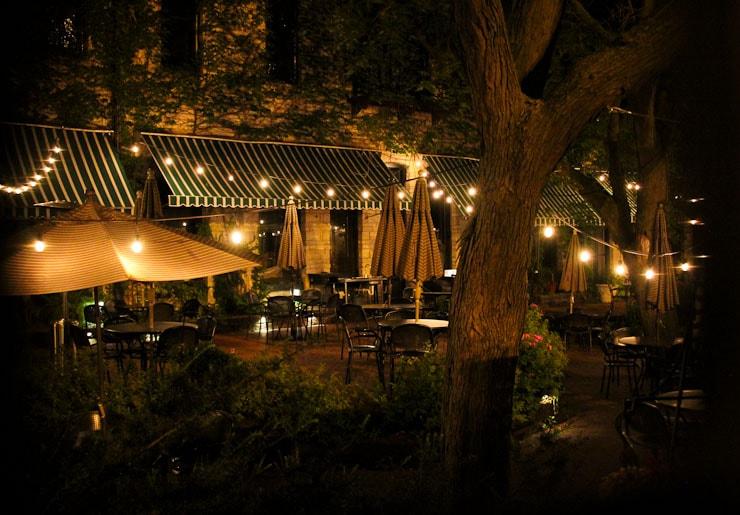 best outdoor patios in st. paul