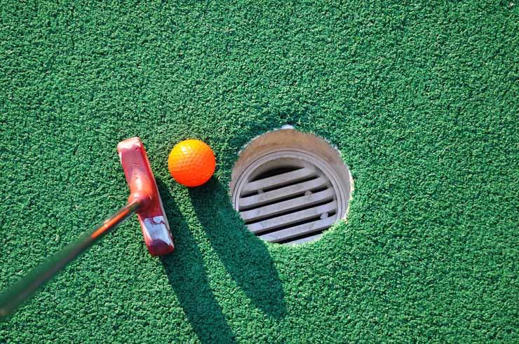 mini golf - minneapolis, st. paul, and twin cities, mn