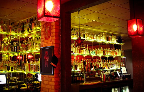 moscow on the hill - vodka bar