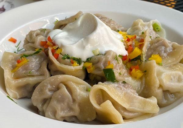 siberian pelmeni dumplings