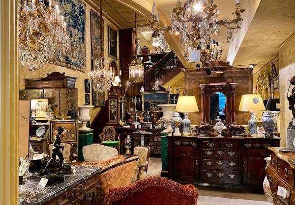 anthony scornovacco antiques