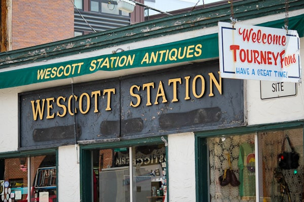 antique store west 7th st paul - wescott station