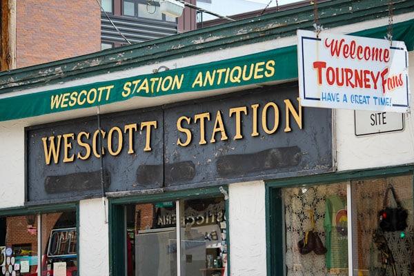 antique store west 7th st paul - wescott station