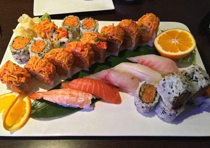 best sushi in minneapolis and st paul - hiko sushi