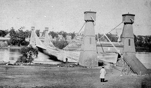 Franklin Steele bridge
