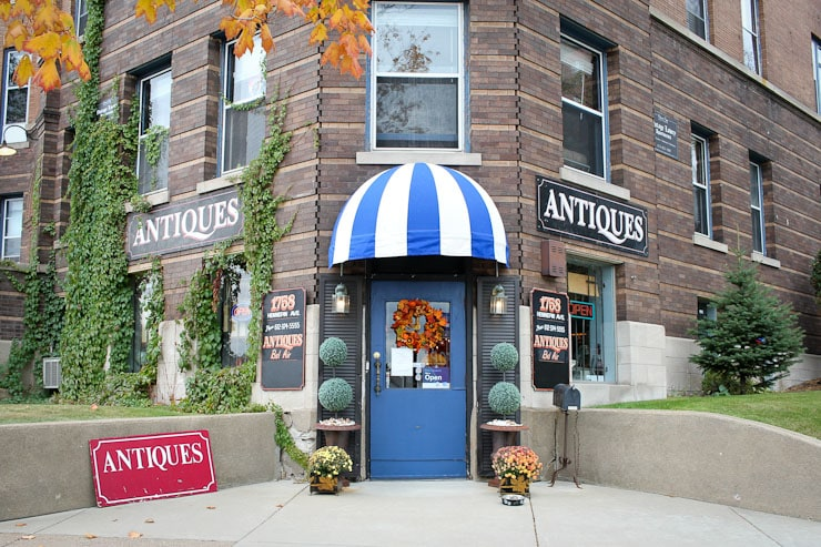 best antique stores minneapolis