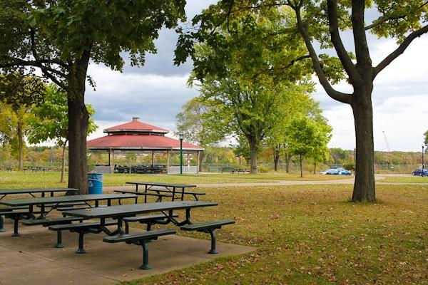 wabun picnic area