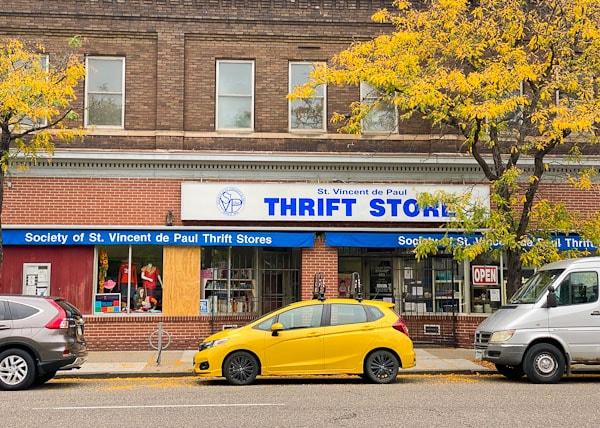west 7th neighborhood shops