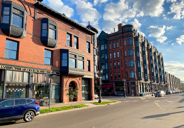 cathedral hill neighborhood guide