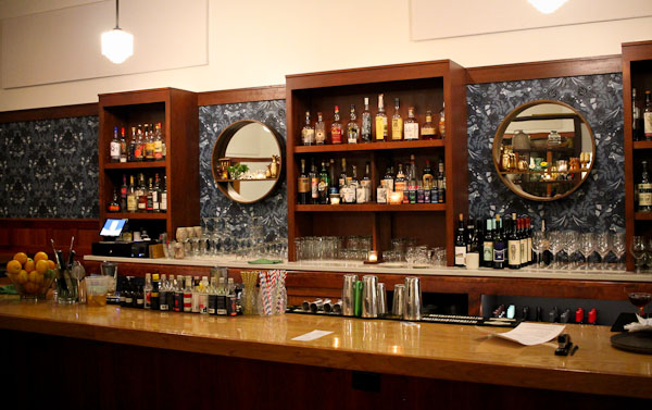 the bungalow club bar