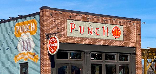 Punch Pizza - saint paul minnesota