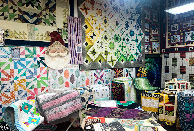 The Best Quilt Shops in Minneapolis St. Paul