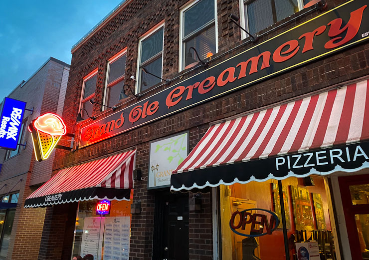 best restaurants on grand avenue in st paul mn