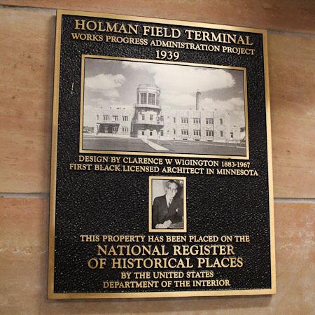 holman field history